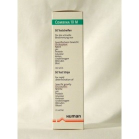Teste de urina Combina 10 param. 50 buc/cut