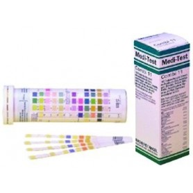 Teste de urina Meditest Combi 10/L, 100 buc.