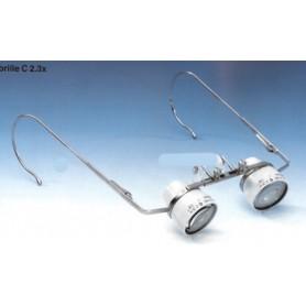 Ochelari cu marire binoculara HEINE