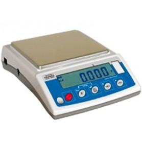 Cantar digital de precizie pana la 600 g, diviziune 0.01 g, 128 x 128 mm