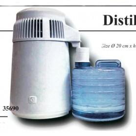 Aparat pentru distilat apa (si pentru autoclave)