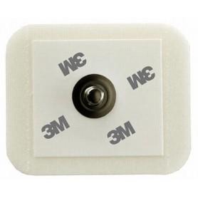 Electrozi ECG de unica utilizare autoadezivi cu capsa 3M™ pachet 50 buc
