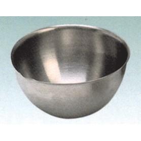 Bol rotund inox fara capac 80 mm 150 ml