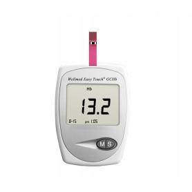 Aparat Wellmed GCHb: 3 in 1 (glicemie, colesterolemie, hemoglobina)