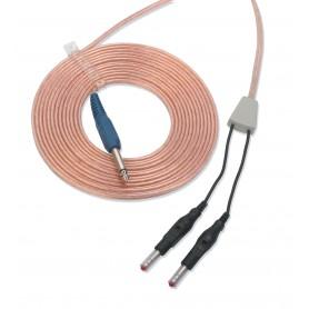 Cablu pentru electrod neutru cauciuc electrocauter