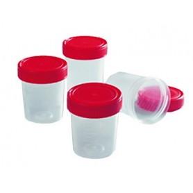Recoltoare urina din plastic, nesterile,125 ml