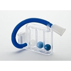 Dispozitiv pentru gimnastica respiratorie TRI-BALL®