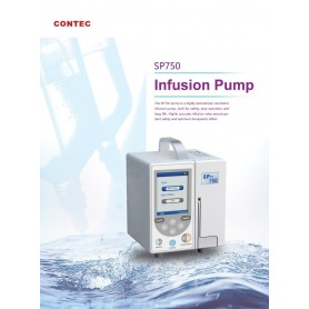 Pompa volumetrica de infuzie Contec SP750