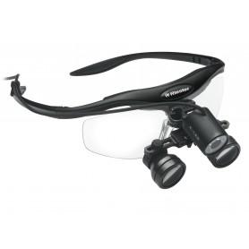 Lupa binoculara cu ochelari Riester