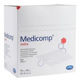 Comprese sterile Medicomp Extra 10x10cm 6 straturi