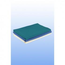 Cearsaf din material textil, 150 X 230 cm, albastru