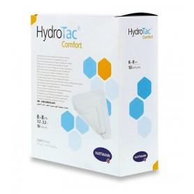 Pansament cu gel si PU, margini aderente ,Hydrotac Confort 8 x 8 cm