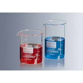 Pahar sticla termorezistent, gradat 250 ml