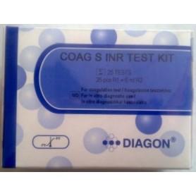 Teste pentru aparat Coag S