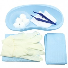 Trusa sterila pentru cateterizare