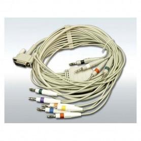 Cablu pacient Cardioline AR-600-1200