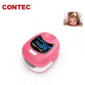 Pulsoximetru pentru copii Contec MD50Q roz