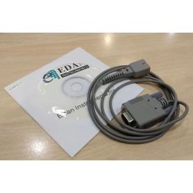 Soft PC si Cablu Date pentru Pulsoximetru Edan H100B