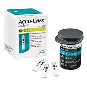 Teste Glicemie Accu-Check Instant 50buc/cut