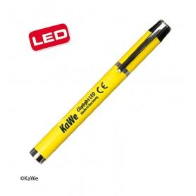 Lanterna examinare Cliplight LED, galben