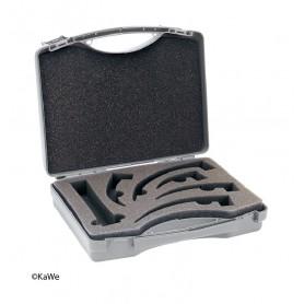 Cutie laringoscop pentru 5 lame + 1 maner