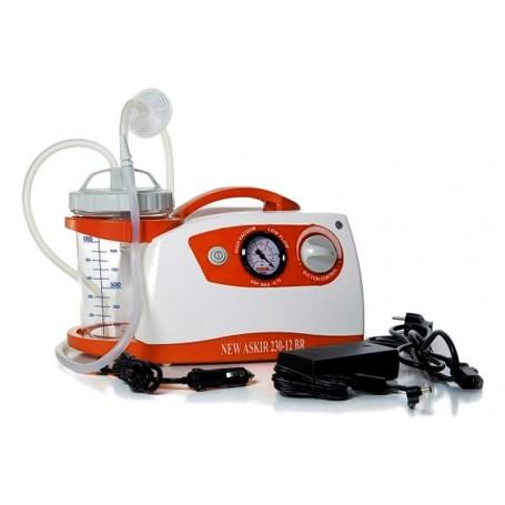 Aspirator Medical NEW ASKIR 230/12 V BR cu acumulator