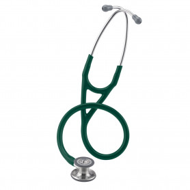 Stetoscop Littmann Cardiology IV verde inchis