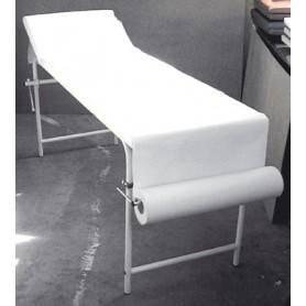 Cearsaf hartie in role pentru canapeaua de consultatie 2 straturi,  49 cm X 100 m