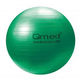 Minge gimnastica Qmed Fizioball 65 cm verde