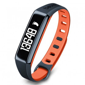 Bratara monitorizare activitate fizica Beurer AS80C portocaliu