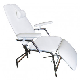 Scaun pentru recoltare sange Rexmobel alb