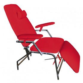 Scaun pentru recoltare sange Rexmobel bordo