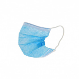 Masca de fata medicala 3 straturi cu elastic tip II