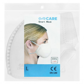 Masca protectie FFP3 Smart Mask EVOCare fara valva
