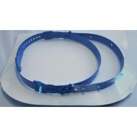 Viziera de protectie antistropi albastru