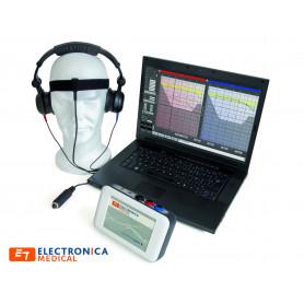 Audiometru de screening 820M cu casca conducere osoasa