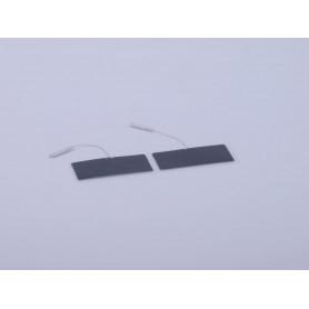 Electrozi cu cablu Tens 45 mm x 80 mm cu mufa mama 2 mm