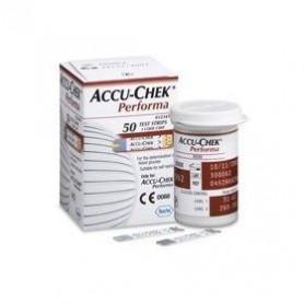 Teste glicemie Accu-Check Performa 50 buc/cutie
