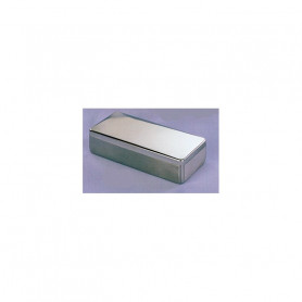 Cutie instrumentar inox fara maner 180 cm x 80 cm x 40 mm / 03.2181