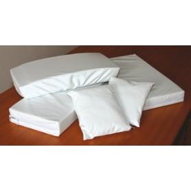 Saltea pentru pat de spital cu husa impermeabila 190 x 80 x 10 cm